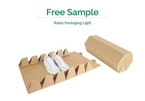 rollor light shoe packaging